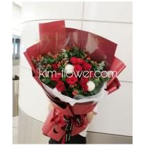 Bouquet rose BR11-058
