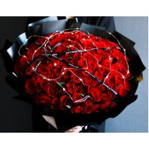 99 Rose with light  R99-076